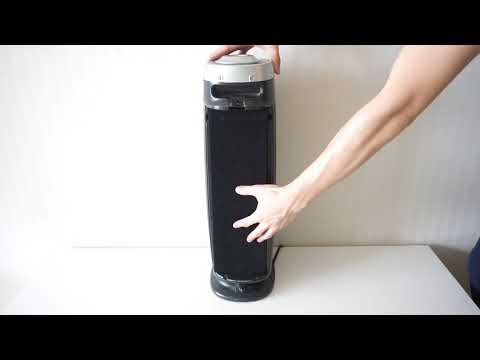 How to Change Filters for AC4825 Air Purifiers with Replacement Filters by VEVA
