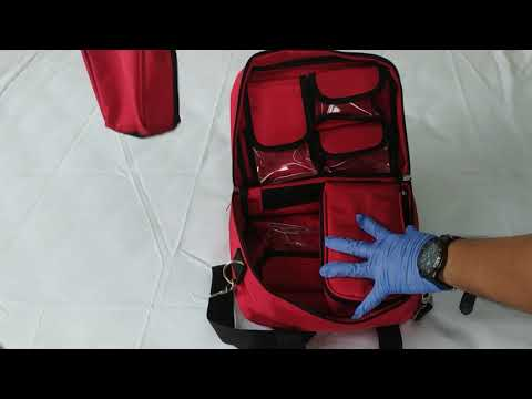 First Aid Handcarry Bag