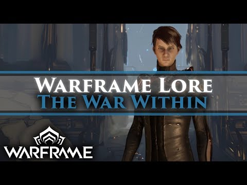 Warframe Lore - Part 3: The War Within, Teshin & The Twin Queens (SPOILERS)