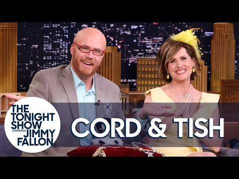 Cord & Tish Will Ferrell & Molly Shannon P the Royal Wedding