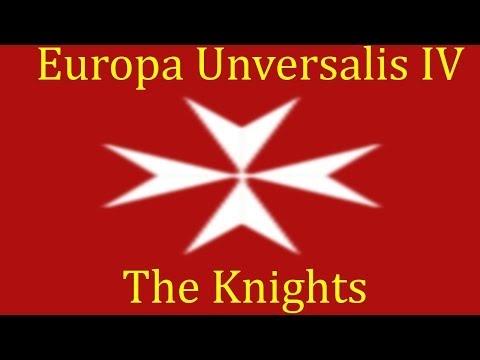 "EU4(Veritas et Fortitudo): ""Order of Saint John"" - E1"