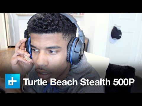 Turtle Beach Stealth 500P Gaming Headphone - Review