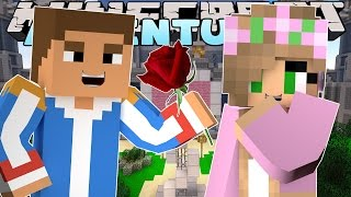 Minecraft - Little Kelly Adventures : MY FIRST KISS!