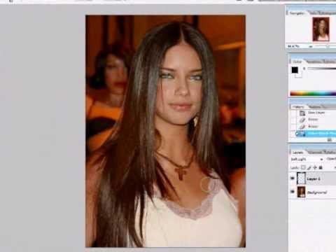 how to change opacity in photoshop cs2