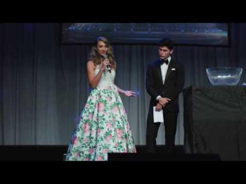 Miss Teenage Canada 2016 Interview Segment
