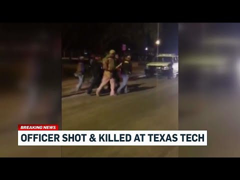 One dead in shooting on Texas Tech campus