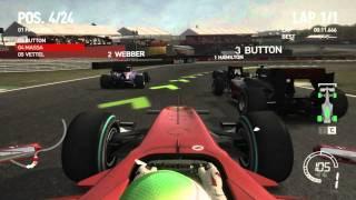 F1 2010 PC ON HD 4890 MAX SETTINGS 1920X1080 BRASIL GP