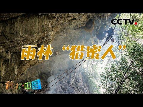 中國-地理·中國-20210927 奇村謎寨·雨林獵蜜人