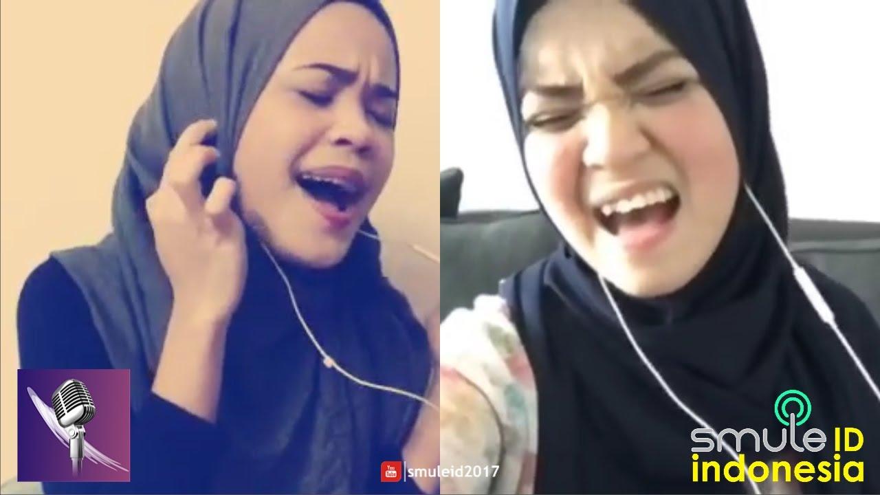 Download DUET TERBAIK, SUARA TERIAKAN DUO LADY ROCKER INI BIKIN HATI BERGETAR