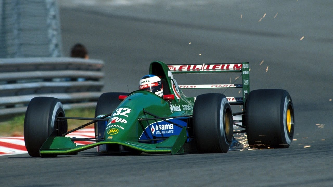 F1 1991 Michael Schumacher Amazing Debut Spa Qualifying