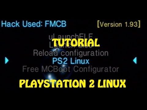 Noob-Friendly Video+Text Tutorial] PS2 BlackRhino Linux - USB