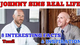 Johnny Sins   Real life story   8 Interesting Facts   Inspiration   Tamil   Tamizhanda