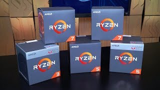 NEW AMD Zen+ CPUs - What you need to know