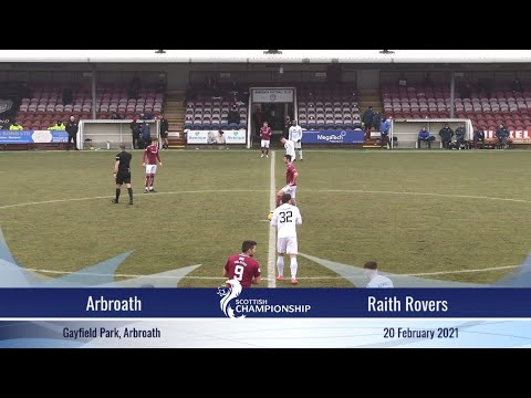 Arbroath Raith Goals And Highlights