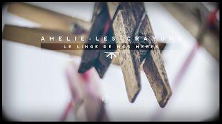 Amélie Les Crayons Le Linge De Nos Mères