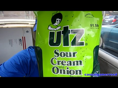 Reed s Utz Sour Cream And Onion Chips