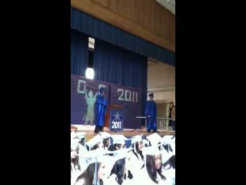 John Winthrop Graduation Class of 2011