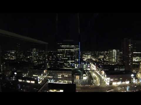 Penthouse view - Urban Residences Rotterdam