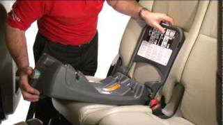 BABY SAFE ISOFIX BASE - Installation