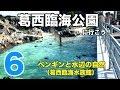 ペンギンと水辺の自然【葛西臨海公園に行こう6】葛西臨海水族館