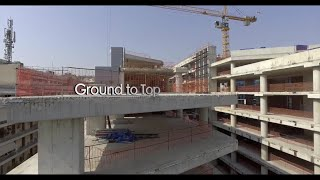 Construction Progress and Safety Aerial Inspection using Drones (Demo)
