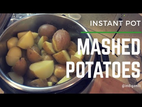 How to make skinny mashed potatoes in instant