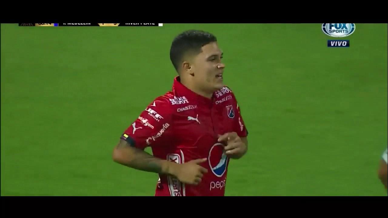 Gol De Quintero Hoy: Independiente Medellín Vs