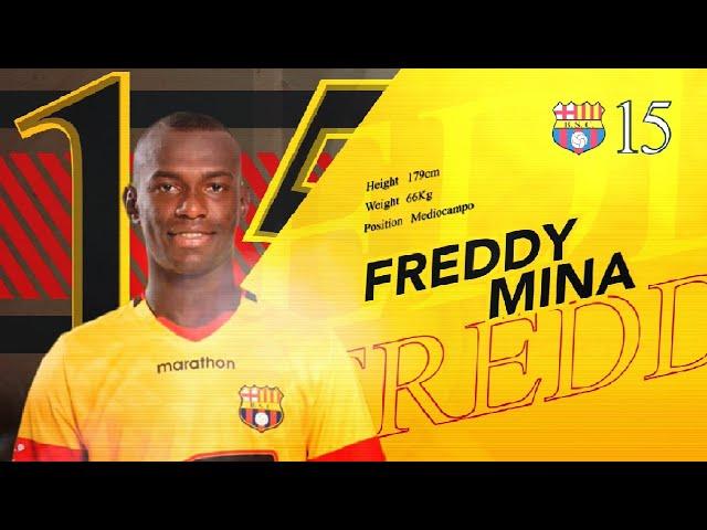 Freddy Mina - Image Sport