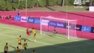 Công Phượng Và Những Pha Sút Phạt Kiểu Panenka , Messi Vietnam