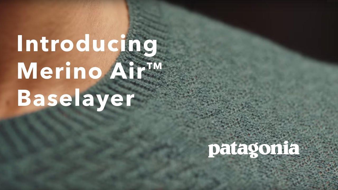Introducing Merino Air™ Baselayer - YouTube f6738ea46