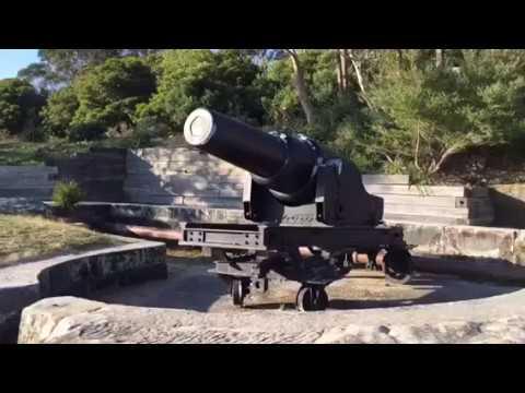 Watson bay army bunkers beaches tunnel Sydney Australia south head