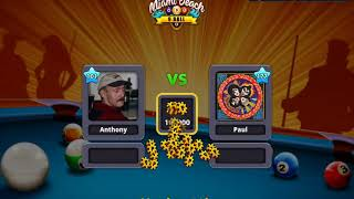 Some 9 Ball pool in 8 Ball Pool Game on Android Tablet