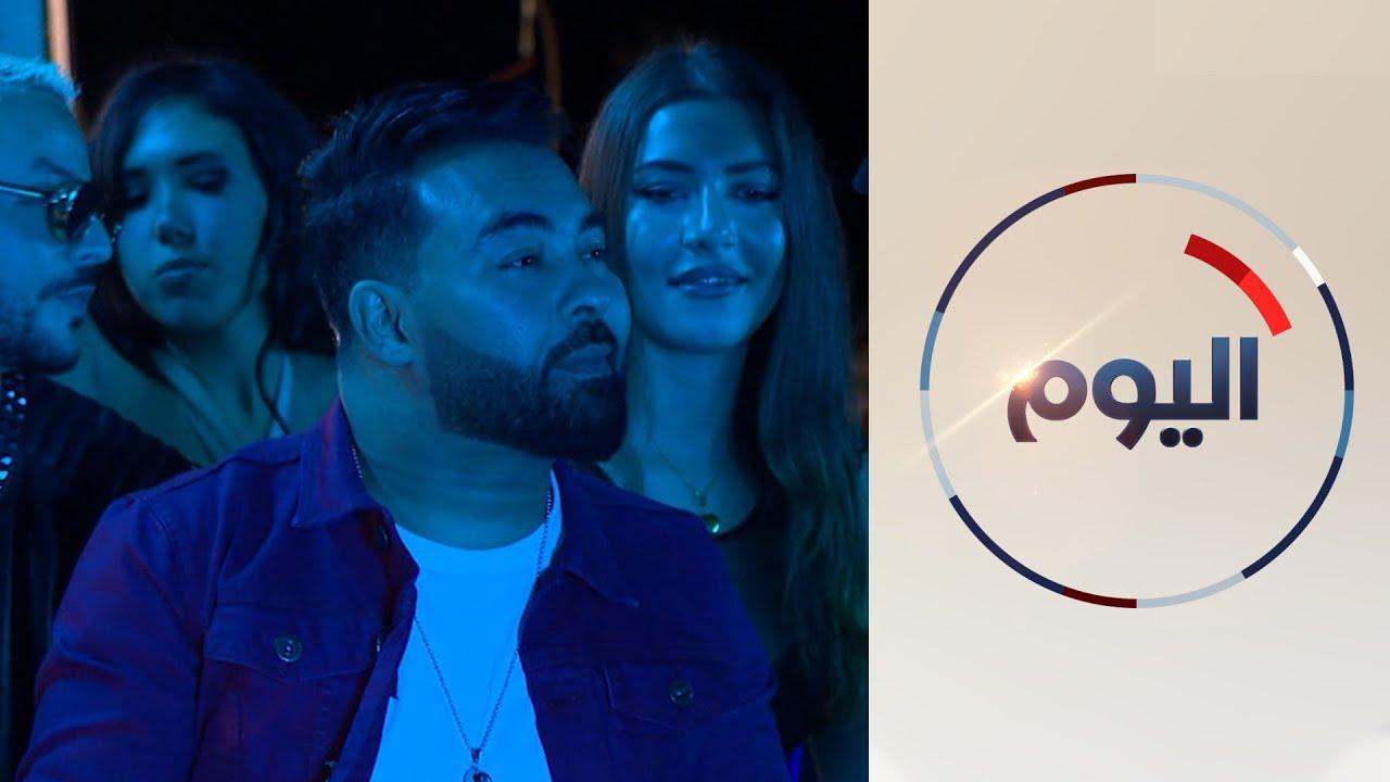 فنان الراي الجزائري كادير الجابوني يصور أغنيته الجديدة في دبي  - 14:59-2021 / 1 / 17