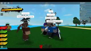 Roblox All Moves Of Paw On One Piece Ocean Voyage