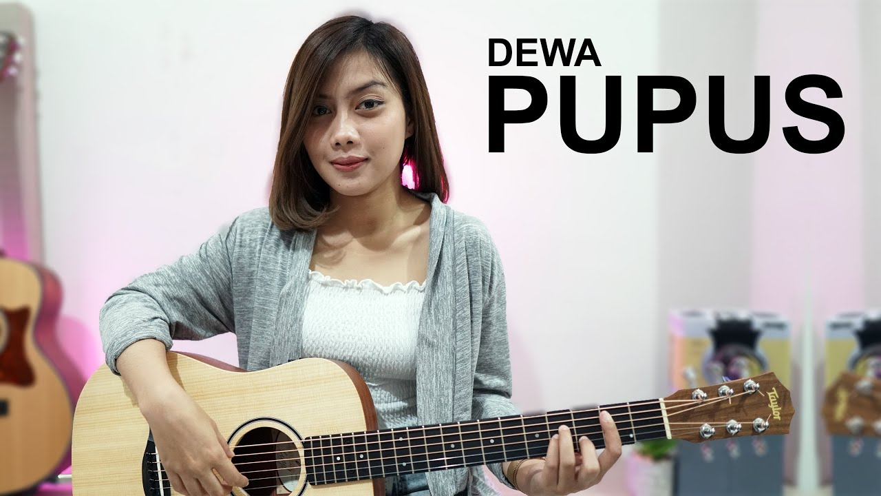 PUPUS - DEWA (COVER BY SASA TASIA)