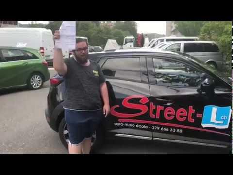 Bravo Fabio Permis De Conduire Réussi Avec Street L Auto école 079 666 33 50