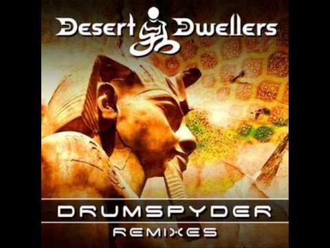 Desert Dwellers - Shiva Nataraj (Drumspyder remix)