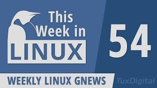 AMD Radeon VII, Plasma 5.15, LibreOffice, Fedora, Flowblade, SystemRescueCd | This Week in Linux 54