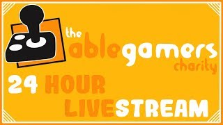 ???? 24 Hour Charity Livestream | Raisin' Money For AbleGamers ????