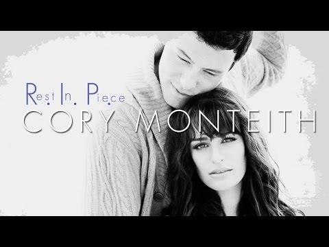 ● R.I.P Cory Monteith [+Lea Michele] || Goodbye My Lover ●