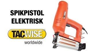 Spikpistol Elektrisk 18G/50 Thumbnail