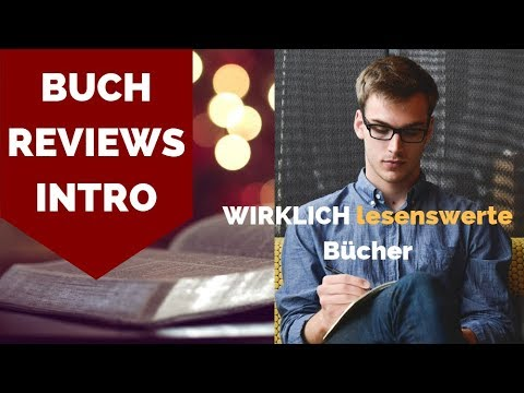 BUCH-REVIEWS: Bücher EMPFEHLUNGEN: Die Muss Man gelesen haben.