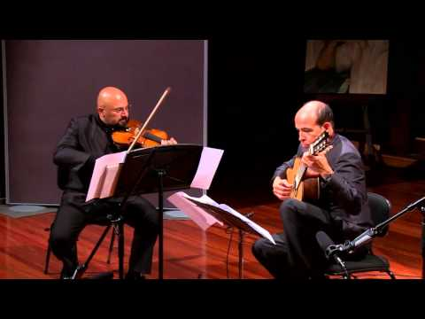 The Duo Pagannini [Concert]