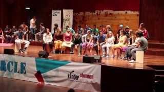 Highlights vom Drum Circle am 26. Juni 2013 in Innbruck