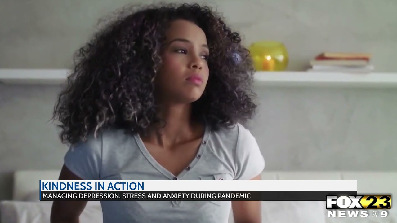 Kindness in Action: Organization offers help for managing stress, anxiety