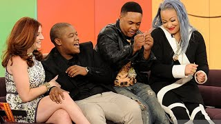 That's So Raven Reunion on The View Part 2