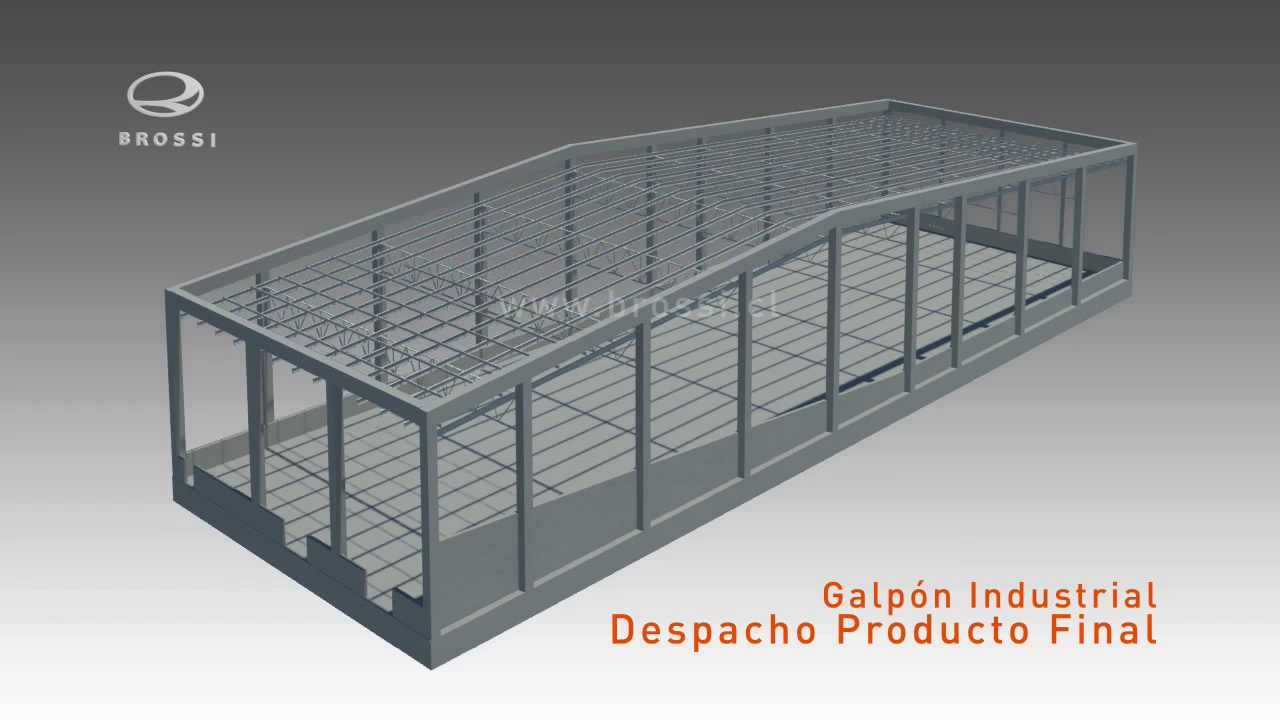 Construcci 243 N Galp 243 N Industrial Timelapse 3d Youtube