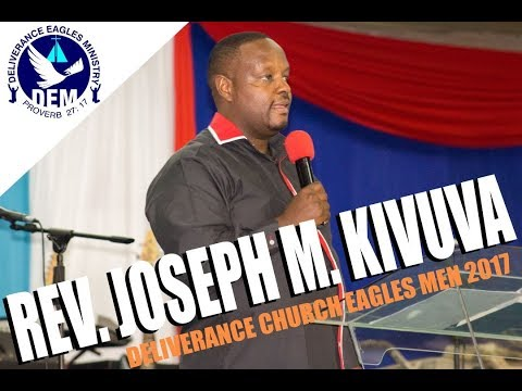 """National Eagle's Conf.  Rev. Joseph Muthama-""""The Power In Man's Purpose"""" 1st Session-28th Sep,2017."""