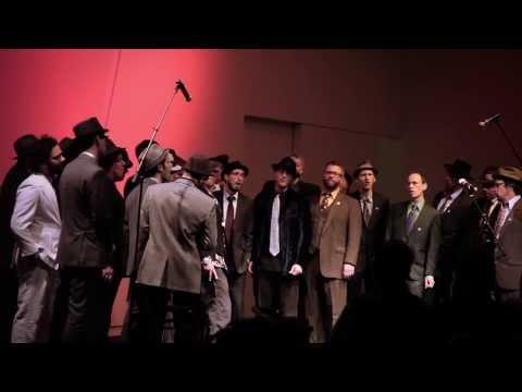 Conspiracy of Beards - Contemporary Jewish Museum Hanukkah 2011