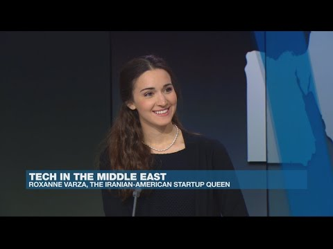 Tech in the Middle East: Roxanne Varza, the Iranian-American start-up queen